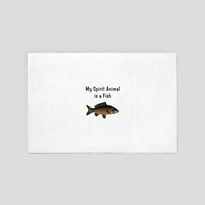 Spirit Fish 4' x 6' Rug