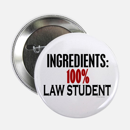 Ingredients: Law Student Button