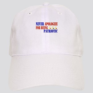 Never Apologize For Being Pat Cap