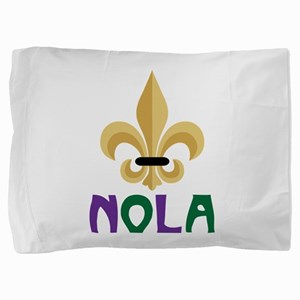 NOLA Pillow Sham
