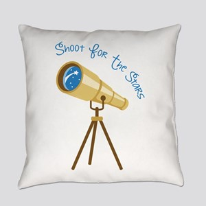 Shoot for the Stars Everyday Pillow