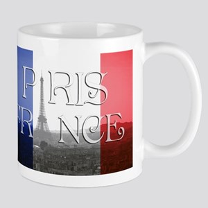 PARIS FRANCE EIFFEL TOWER Mugs