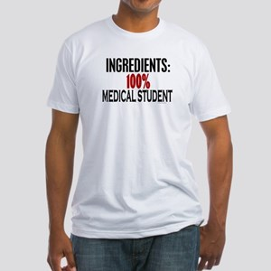 Ingredients: Medical Student Fitted T-Shirt