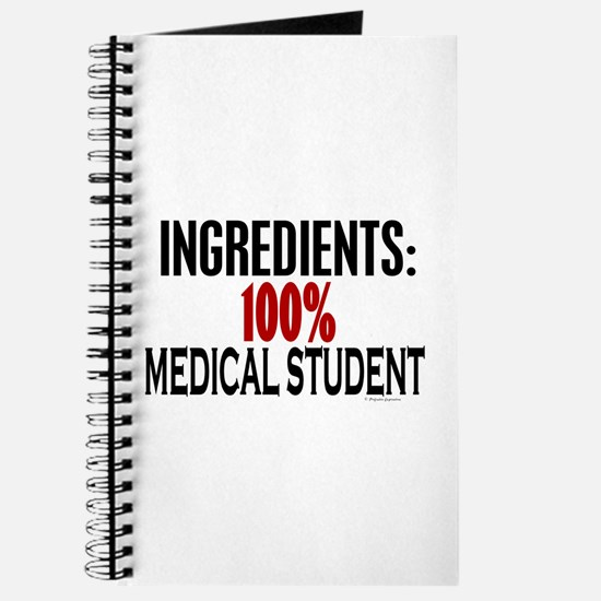Ingredients: Medical Student Journal