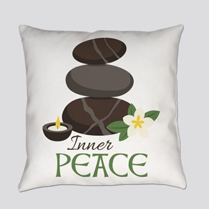 Inner Peace Everyday Pillow