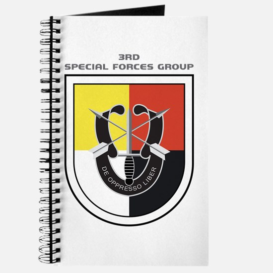 3rd Special Forces Group Journal