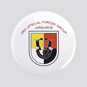 3rd Special Forces Airborne Button