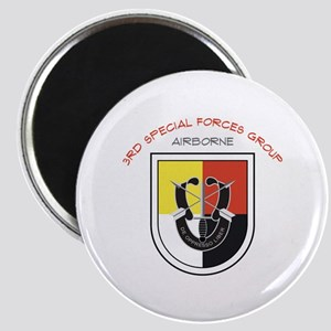 3rd Special Forces Airborne Magnets
