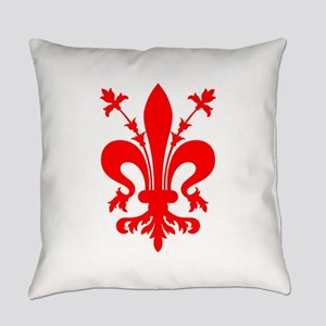 Giglio Firenze florence lys Everyday Pillow