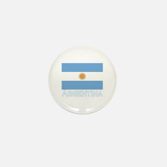 Argentina Mini Button