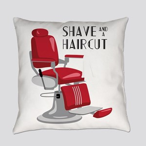 Save And A Haircut Everyday Pillow