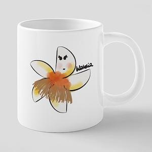 Walelia | Cute plumeria dancing hula Mugs