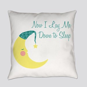 Now I Lay Me Down To Sleep Everyday Pillow