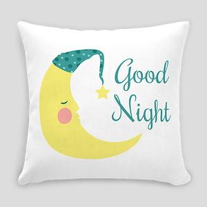 Good Night Everyday Pillow