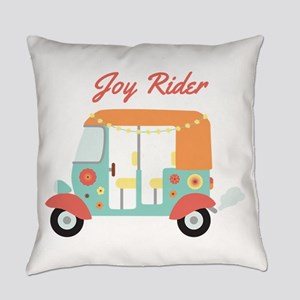 Joy Rider Everyday Pillow