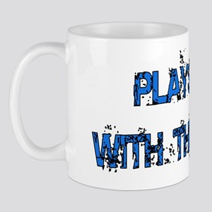 Plays Well With The Voices Mug