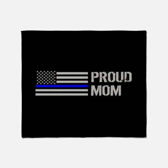 Police: Proud Mom Throw Blanket