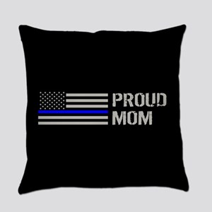 Police: Proud Mom Everyday Pillow
