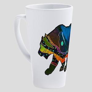 BEAR AWAY 17 oz Latte Mug