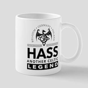 Hass Celtic Legend Mugs