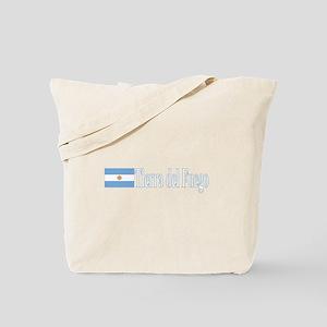 Tierra del Fuego, Argentina Tote Bag