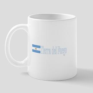 Tierra del Fuego, Argentina Mug