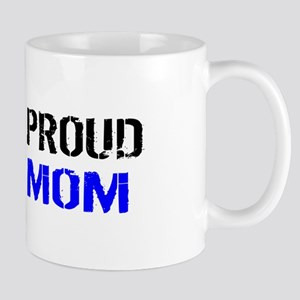 Police: Proud Mom Mug