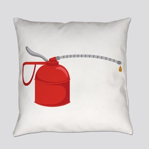 OIL CAN Everyday Pillow