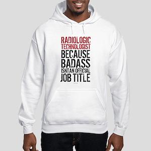 Radiologic Technologist Hooded Sweatshirt