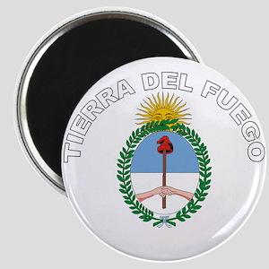 Tierra del Fuego, Argentina Magnet