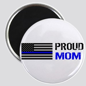 Police: Proud Mom Magnet