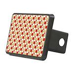 Christmas Clownfish Pattern Hitch Cover