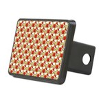 Christmas Clownfish Pattern Hitch Cover