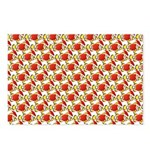 Christmas Clownfish Pattern Postcards (Package of