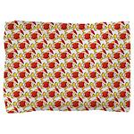 Christmas Clownfish Pattern Pillow Sham