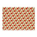 Christmas Clownfish Pattern 5'x7'Area Rug