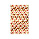 Christmas Clownfish Pattern Area Rug