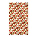 Christmas Clownfish Pattern Area Rug