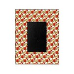 Christmas Clownfish Pattern Picture Frame