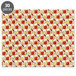 Christmas Clownfish Pattern Puzzle