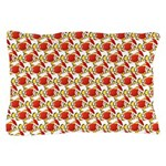 Christmas Clownfish Pattern Pillow Case