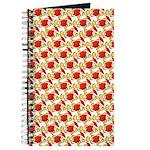 Christmas Clownfish Pattern Journal