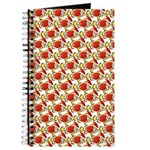 Christmas Clownfish Pattern Journal