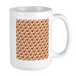 Christmas Clownfish Pattern Mugs