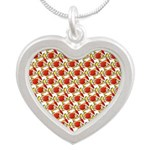 Christmas Clownfish Pattern Necklaces