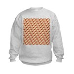 Christmas Clownfish Pattern Sweatshirt