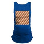 Christmas Clownfish Pattern Maternity Tank Top