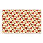 Christmas Clownfish Pattern Sticker