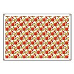 Christmas Clownfish Pattern Banner