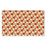 Christmas Clownfish Pattern Sticker